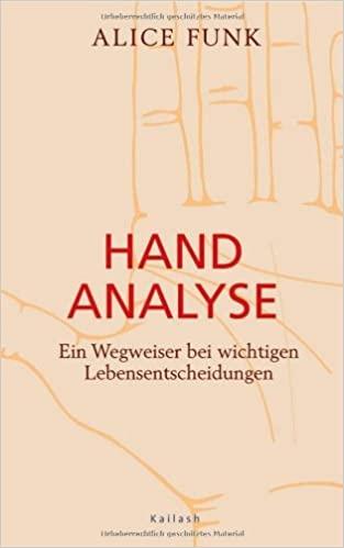 excellent hand analysis book