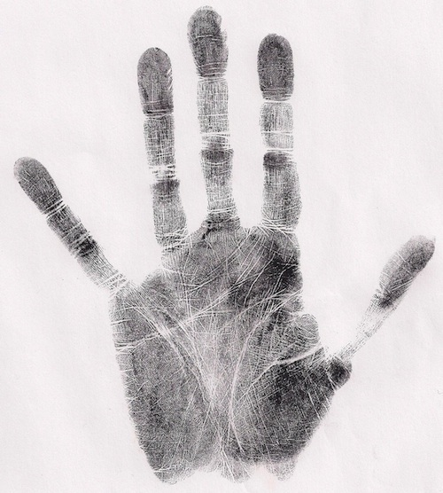 Mercury finger on own, falling off the cliff, hand analysis classes, scientific palmitsry, palm reading