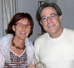 Jena Griffiths and Richard Unger 2007. Photo by Ronelle Coburn