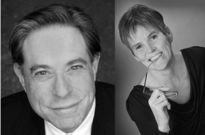 hand analysis classes with Richard Unger and Jenna Griffiths