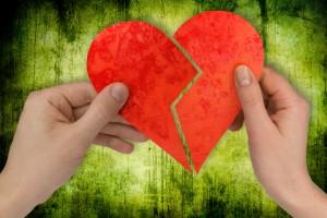 healing a broken heart is in your hands