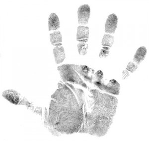 earth palmistry marker, hand analysis
