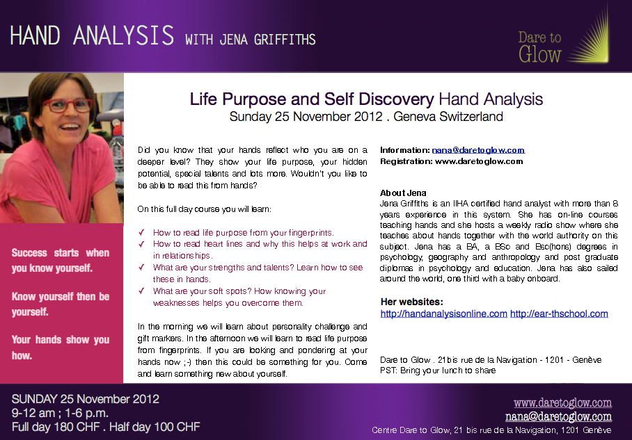 life purpose, life purpose hand analysis, self discovery, Jena Griffiths, how to read a palm