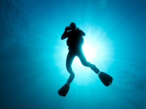 Think like a diver