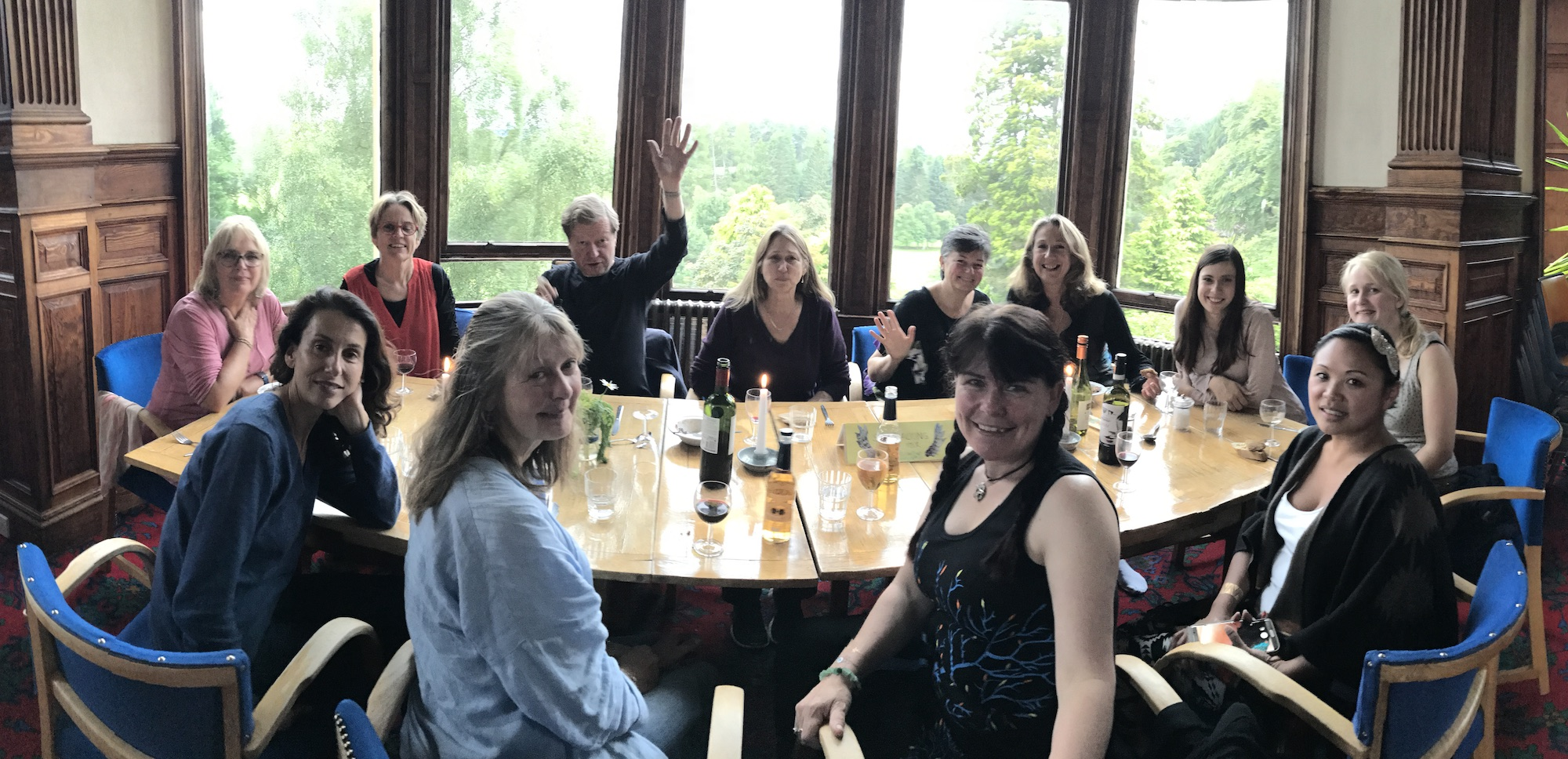 Findhorn Life Purpose Group 2017