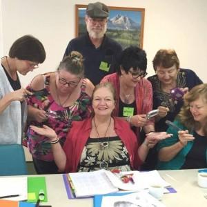 scientific hand analysis 3 day intensive course australia 2016